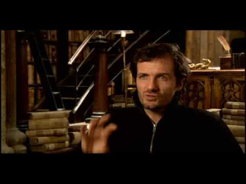 Harry Potter and the Half blood Prince - David Heyman interview