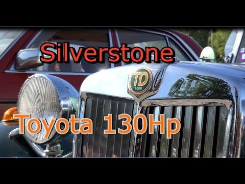 Silverstone TD 2000 Sport car- Tampere Mustalahden satama
