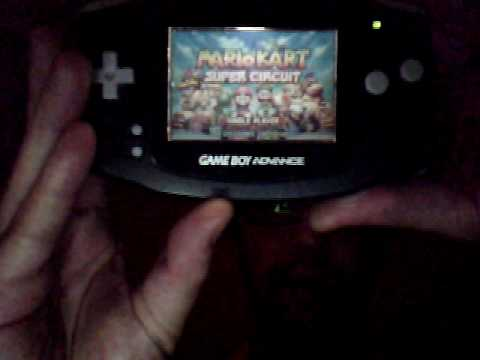 Afterburner Game Boy Advance Game Boy Advance With