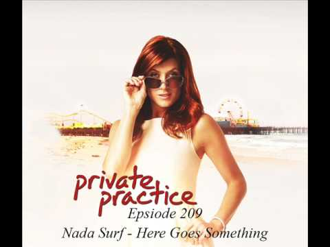 Nada Surf - Here Goes Something