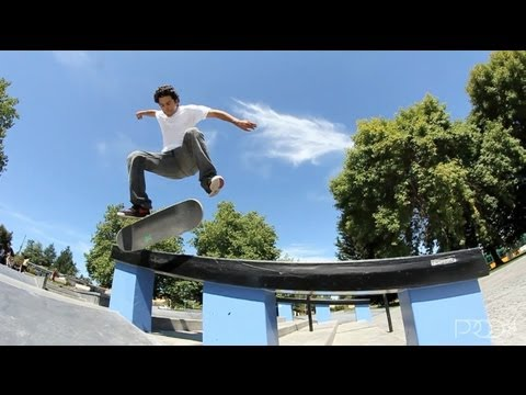 Paul Rodriguez in Seattle Clip 2013