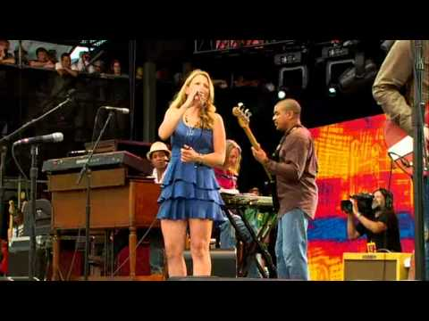 CROSSROADS 2010 - Derek Trucks & Susan Tedeschi Band - Space Captain Music Videos