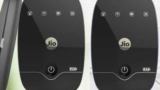 Latest Reliance Jio Mifi JioFi 2 wifi hotspot 4g Wifi Router