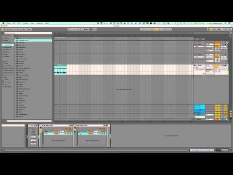 Low End Theory & Phase Inversion: Utility effect in Ableton Live