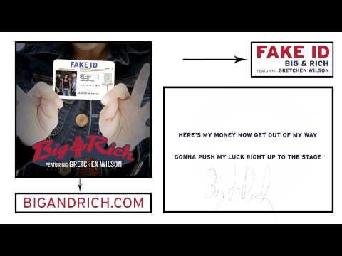Big & Rich - Fake ID (Feat. Gretchen Wilson)