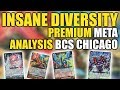 PREMIUM MOST DIVERSE META (BCS Chicago Meta Analysis - March 2019)