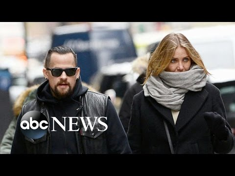 Cameron Diaz Marries Benji Madden in Surprise Wedding