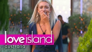 Cassidy says her goodbyes | Love Island Australia 2018