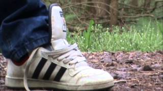 loose sneakerplay and walking with adidas top ten