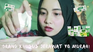 REVIEW JUJUR ACNES TREATMENT SERIES