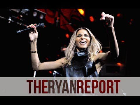 Ciara Snaps Back - The Ryan Report