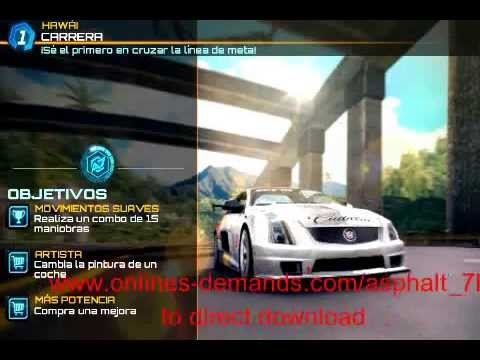 ASPHALT 7 HEAT ANDROID APK + SD DATA - Mediafire Download ♥