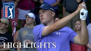 Jordan Spieth extended highlights | Round 2 | Travelers