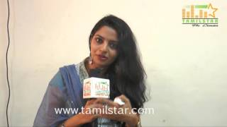 Nikila At Vetrivel Team Interview