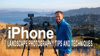 5 TIPS to take AWESOME landscape photos on your iPhone