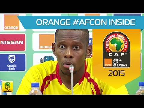 Guinée - Conférence de presse (20/01) - Orange Africa Cup of Nations, EQG 2015