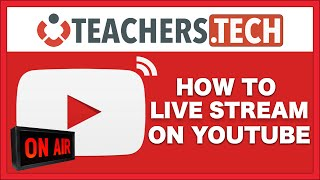 How to Live Stream on YouTube - Start to Finish!