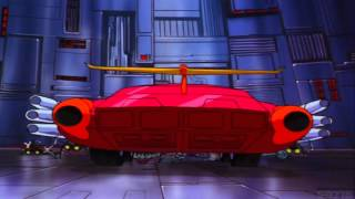 Transformers G1 The Movie Hot Rod and Kup vs Sharkticons