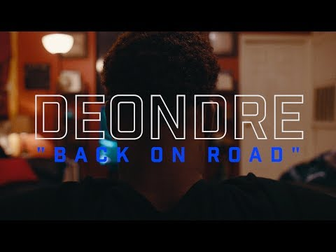 "Deondre Francois - ""Back on Road"" (Documentary)"