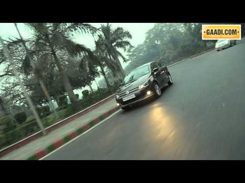 Road Test: 2014 VW Vento TDI DSG in India