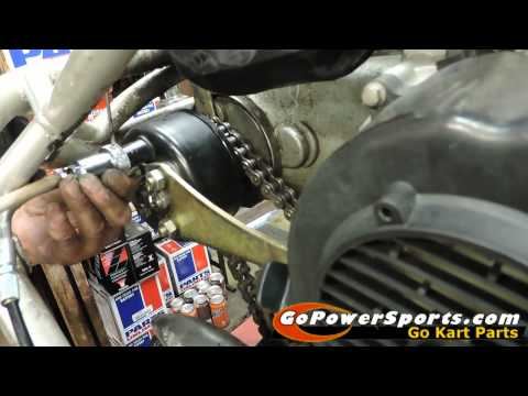Go Kart Reverse Cable Install