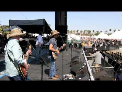 Sean Patrick McGraw-Stagecoach Festival 2009