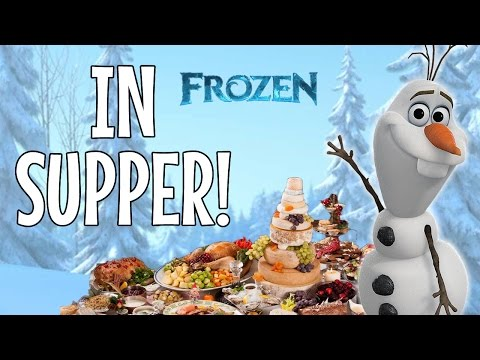 In Supper! Parody of In Summer by Olaf from Frozen