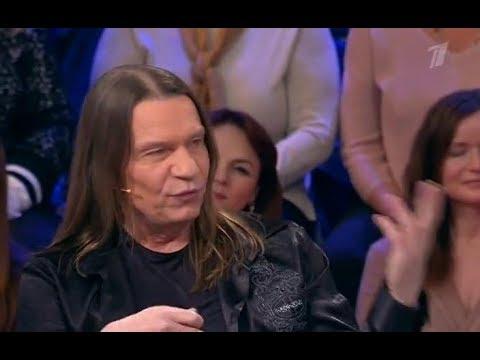 Кипелов в передаче Сегодня Вечером (20.01.2018, Первый канал)