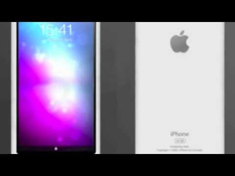 Leaked!!!All the concepts Apple iPhone 5s - iPhone 6 in one video!!!
