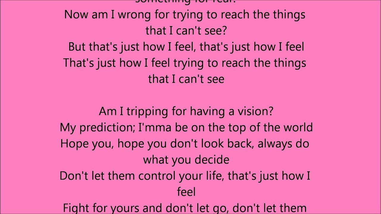 Am i wrong envy lyrics youtube