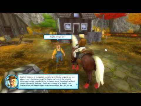 Star Stable: Unlocking Golden Hills Valley!