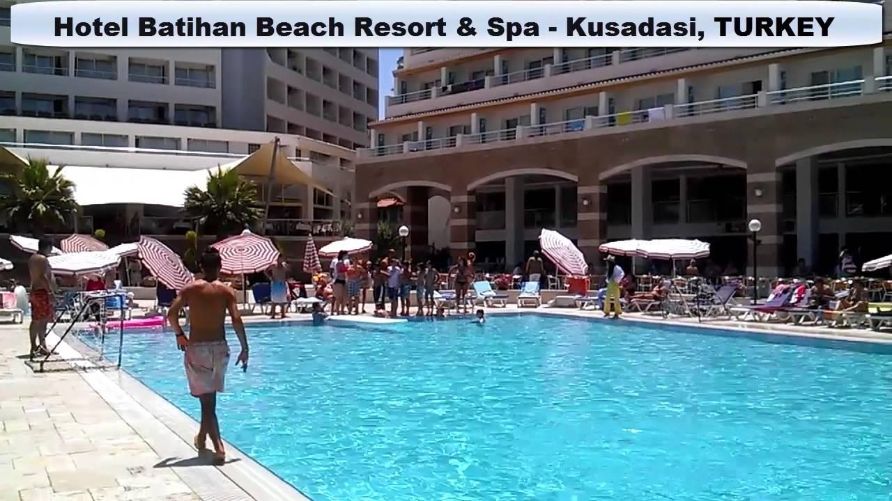 Hotel Batihan Beach Resort Kusadasi Turcia Hotel Batihan Beach Resort