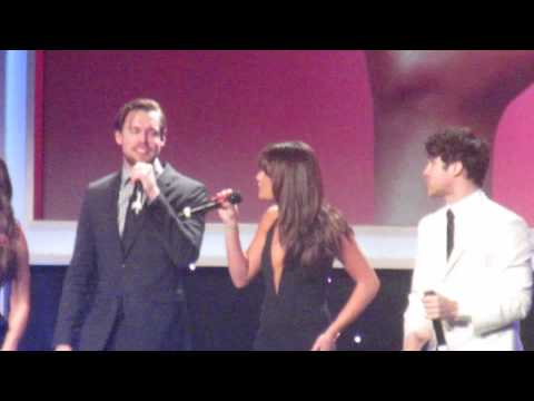 FEC LA Awards Dinner 2015 - Glee