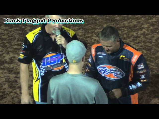 The Sights And Sounds Of Canyon Speedway Park Sept 22nd 2012