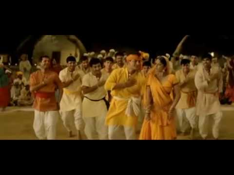 Lagaan (2001) - Radha Kaise Na Jale [english Subtitles] video