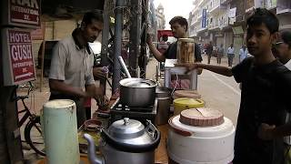Indian chai master