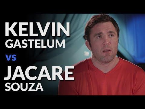 Rules don't apply to Kelvin Gastelum...