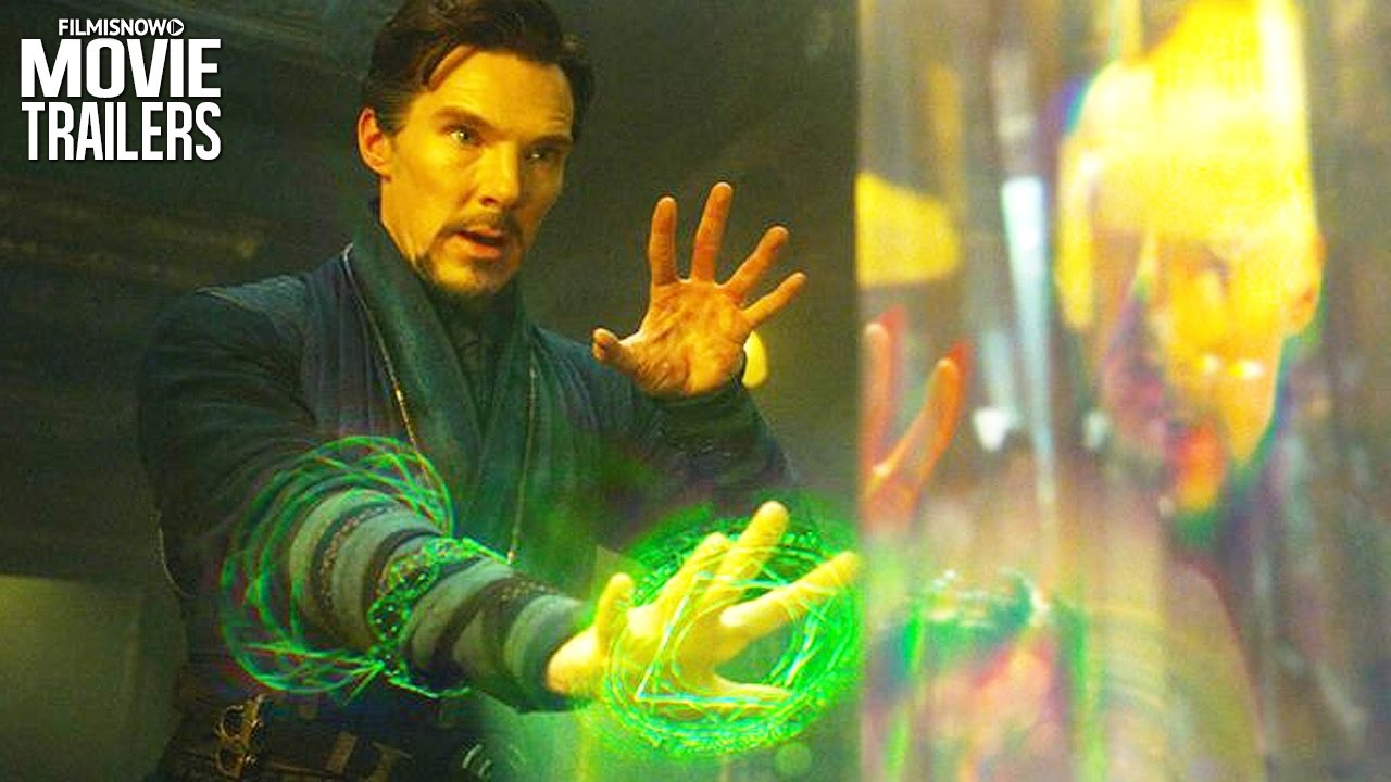 Marvel's DOCTOR STRANGE | All Trailers and clips