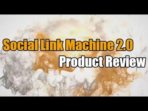 Social Link Machine 2.0 Review - How To Get Social Signals