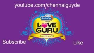 Radio City Love Guru Tamil  Arun Prakash Love Stor