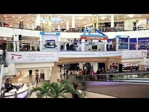 Dubai Shopping Festival 2013 Highlights