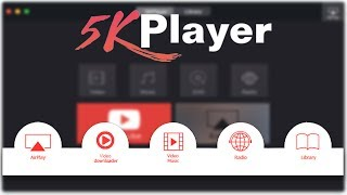 New Style Video Player - Play | Stream | Download | AirPlay