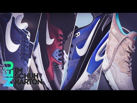 Offspring x Asics Gel Lyte 5 & Air Max Day HTMs - Neu im Schuhkarton