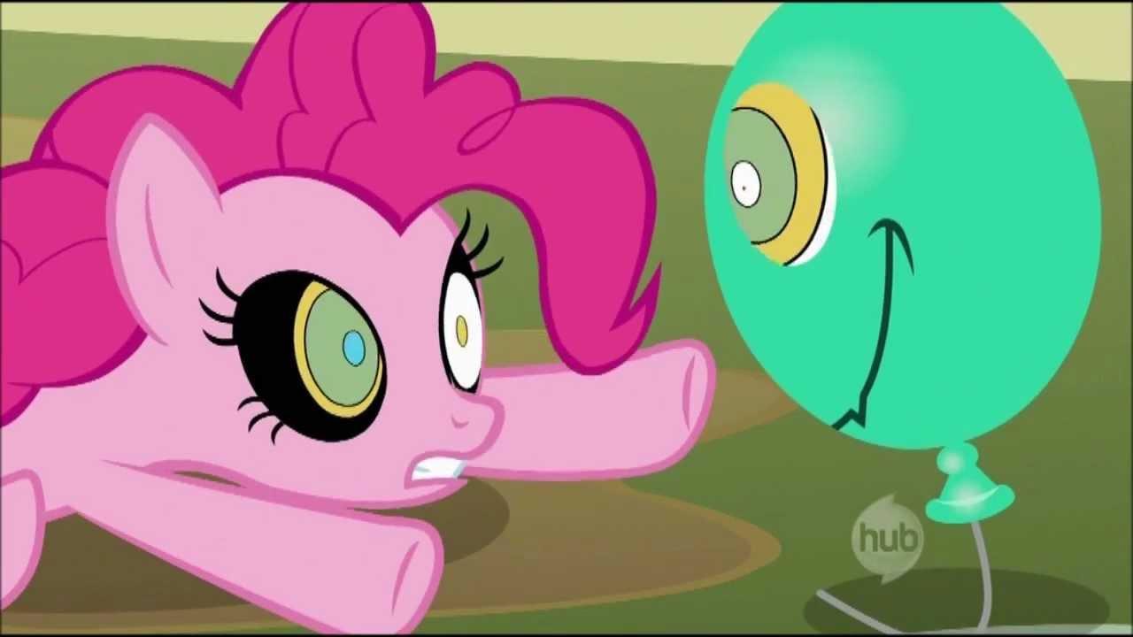 MLP:FiM BGM: The Balloon Garden [Pinkie's Corruption ...