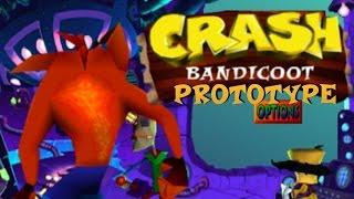 Crash Bandicoot Prototype | Krash76