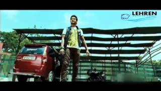 Lovely - Action  Scene from Telugu Movie Lovely