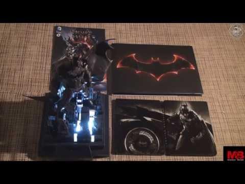 Обзор Коллекционного Издания Batman Arkham Knight