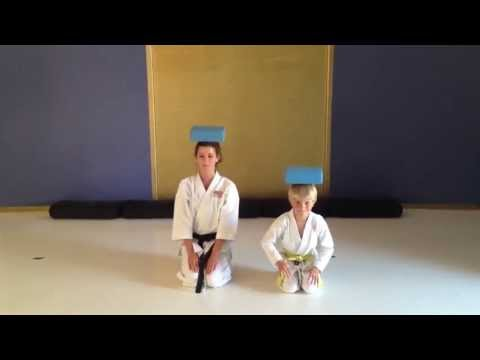 Manhattan Beach Traditional Karate - To sit in