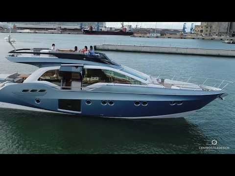CENTROSTILEDESIGN By Cipriani Davide and Sessa Marine present the new Fly 21 Gullwing