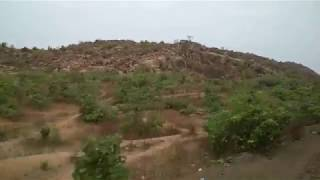 Jhansi to Gwalior Train | Awesome train journey | Beautiful mountains | Madhya Pradesh